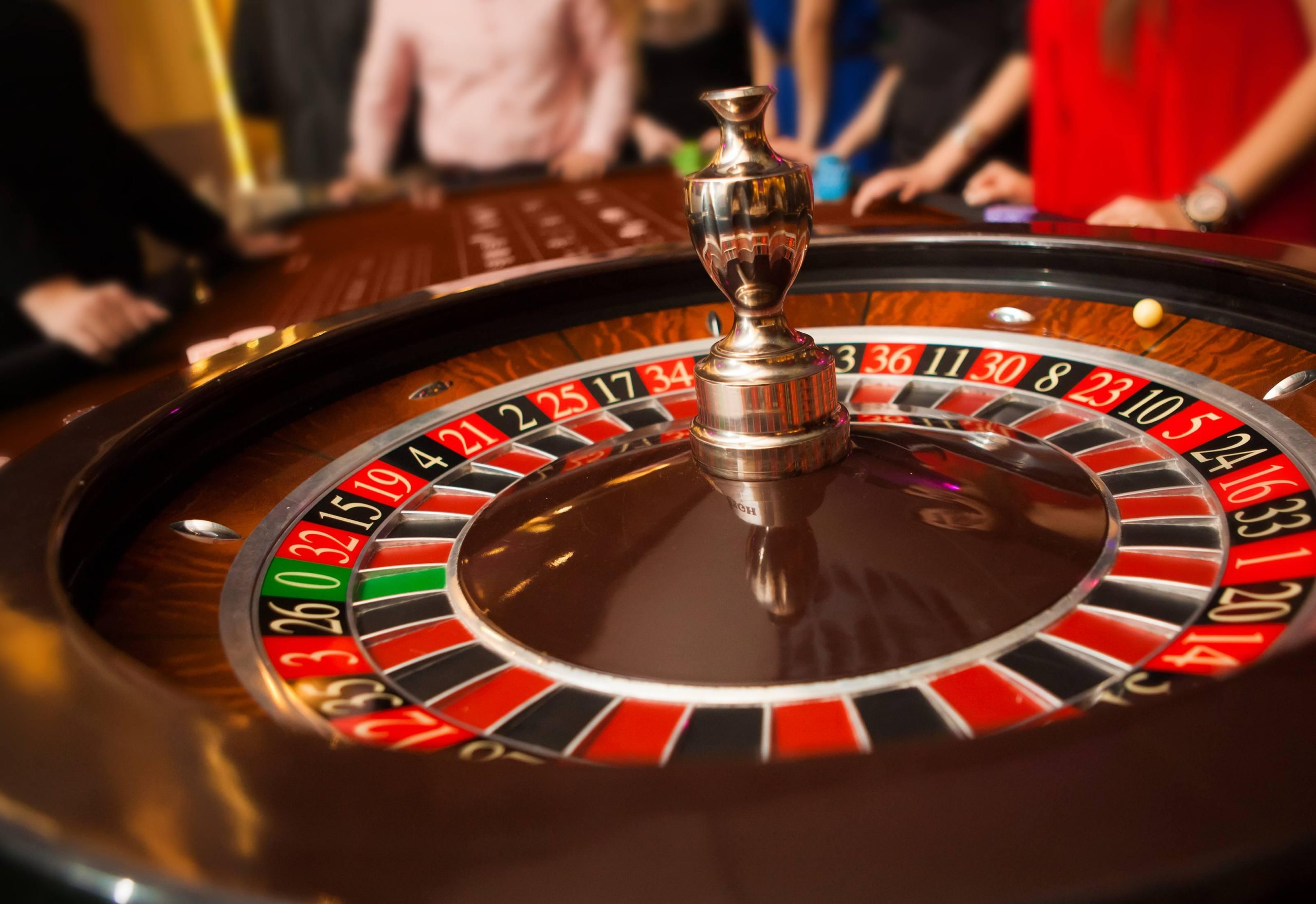 Gamble at the Casino